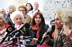 Las Abuelas identificaron a la nieta 107 (26-10-2012)